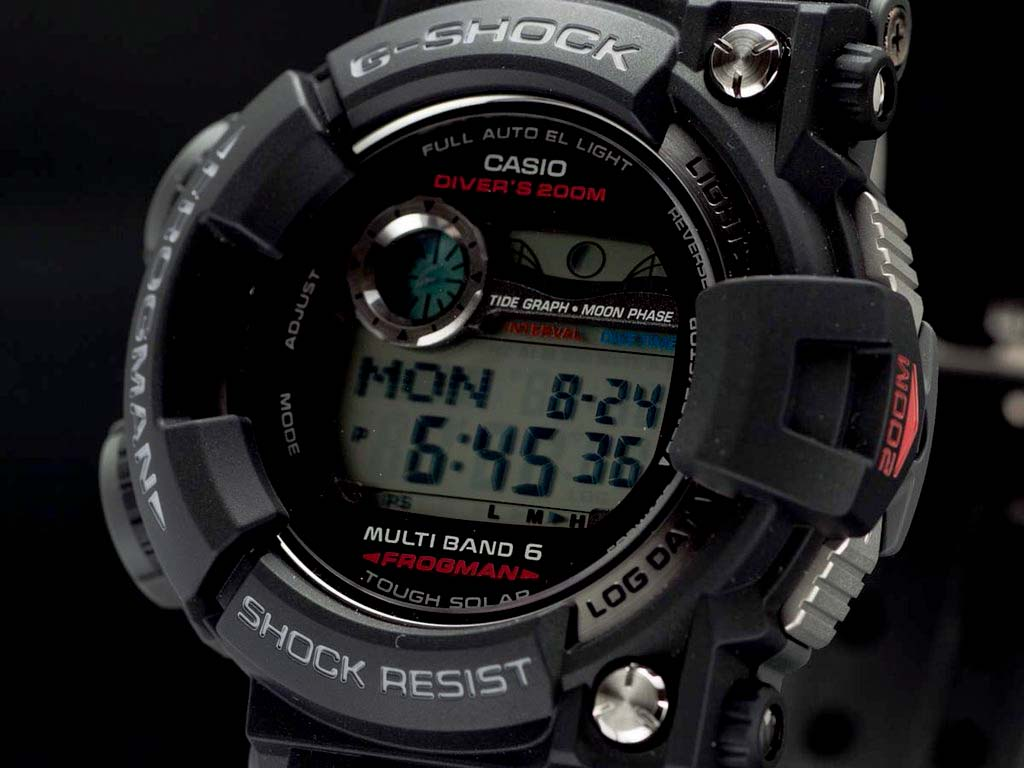 Casio-G-shock-Frogman-Multiband-Tough-Solar