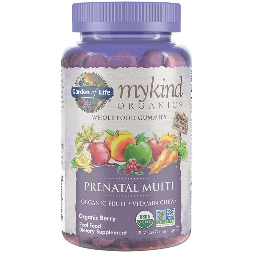 Garden-of-Life-myKind-Organics-Prenatal-Multivitamin