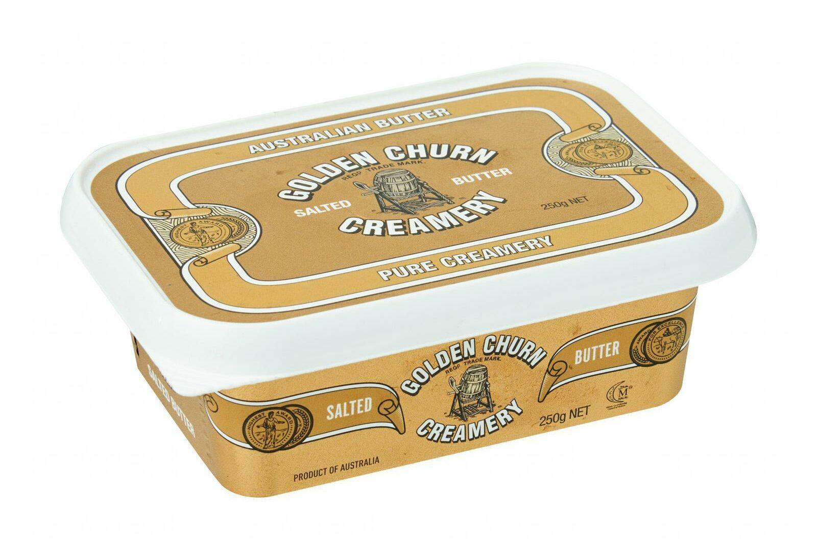 Golden-Churn-Butter