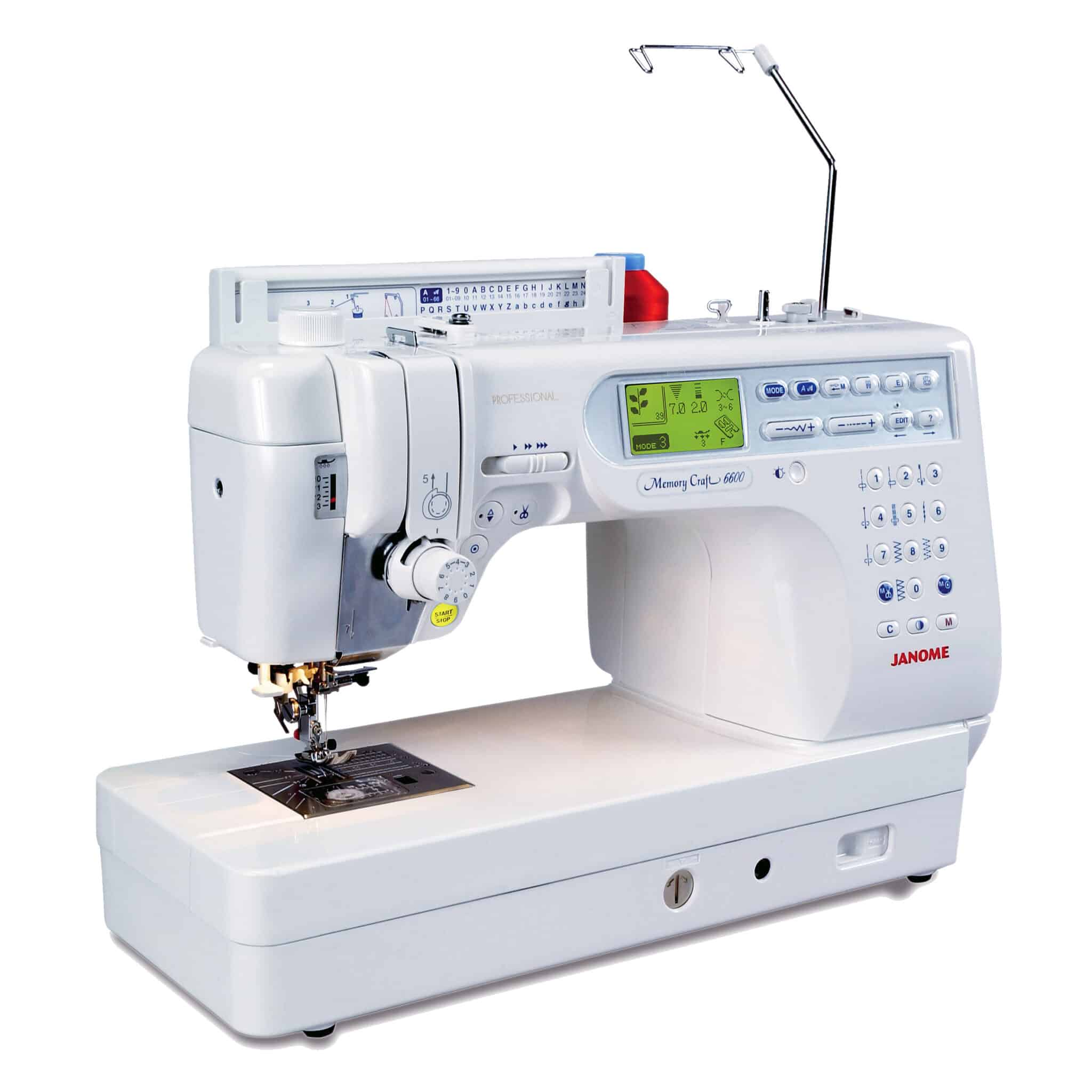 Janome-MC-600P