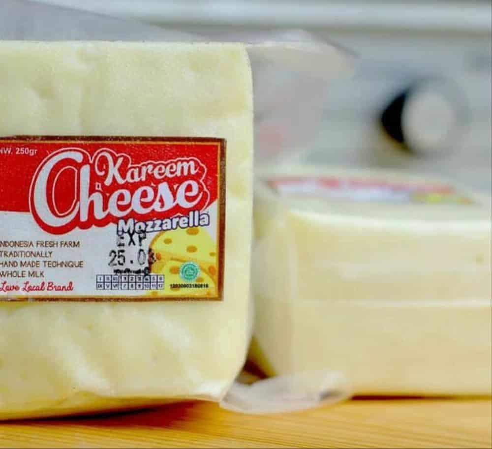 Keju-Mozarella-Kareem-Cheese