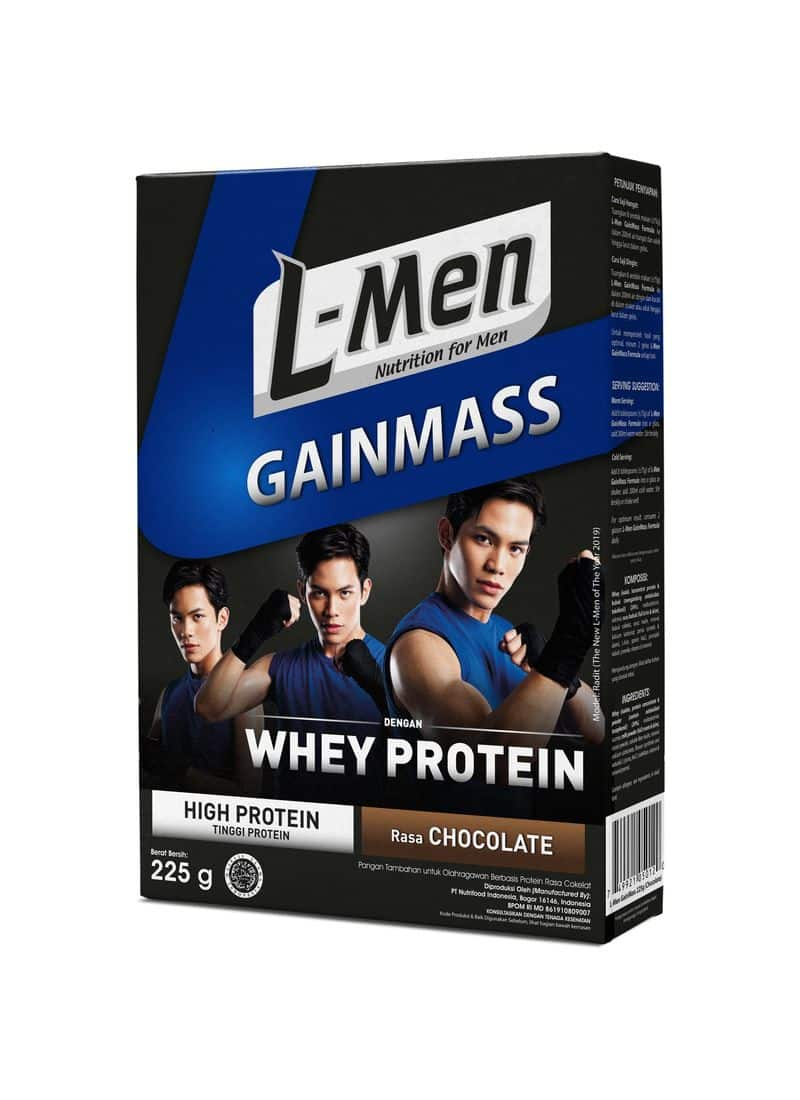 L-Men-Gainmass