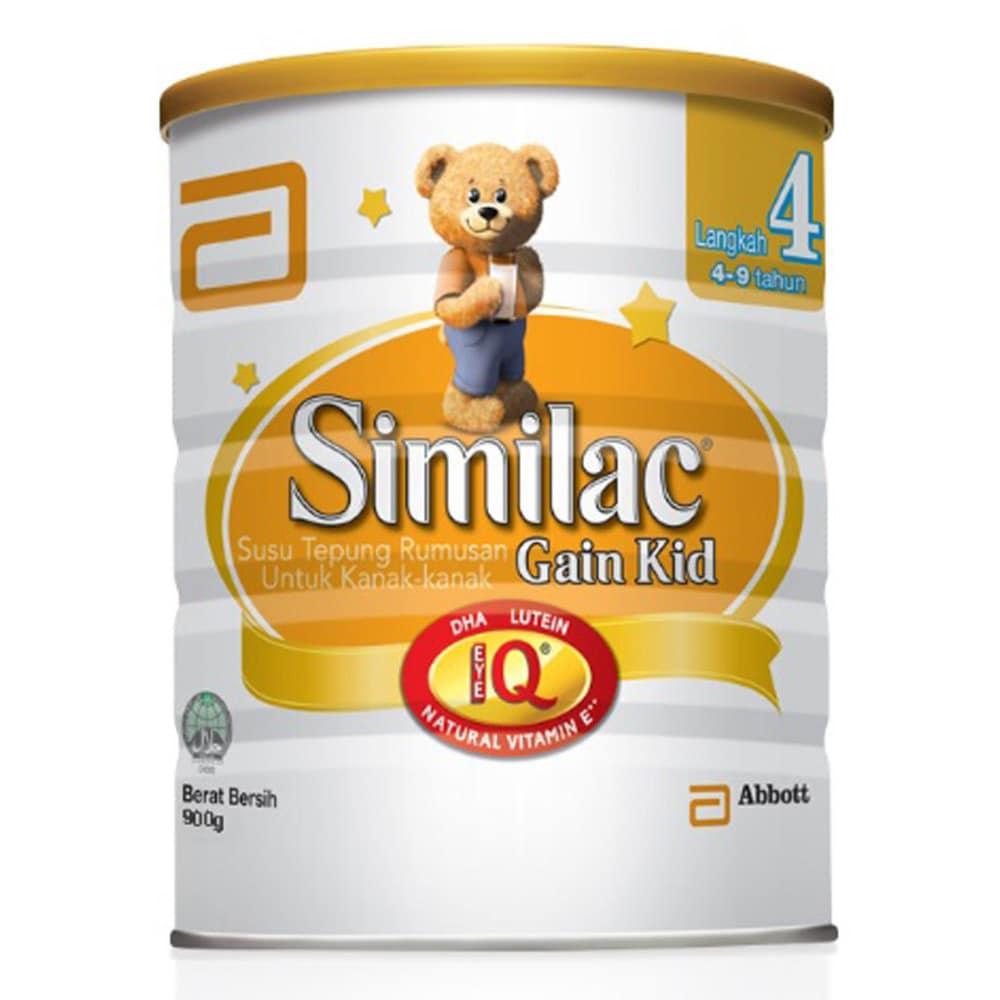 Susu-Similac-Gain-Kid