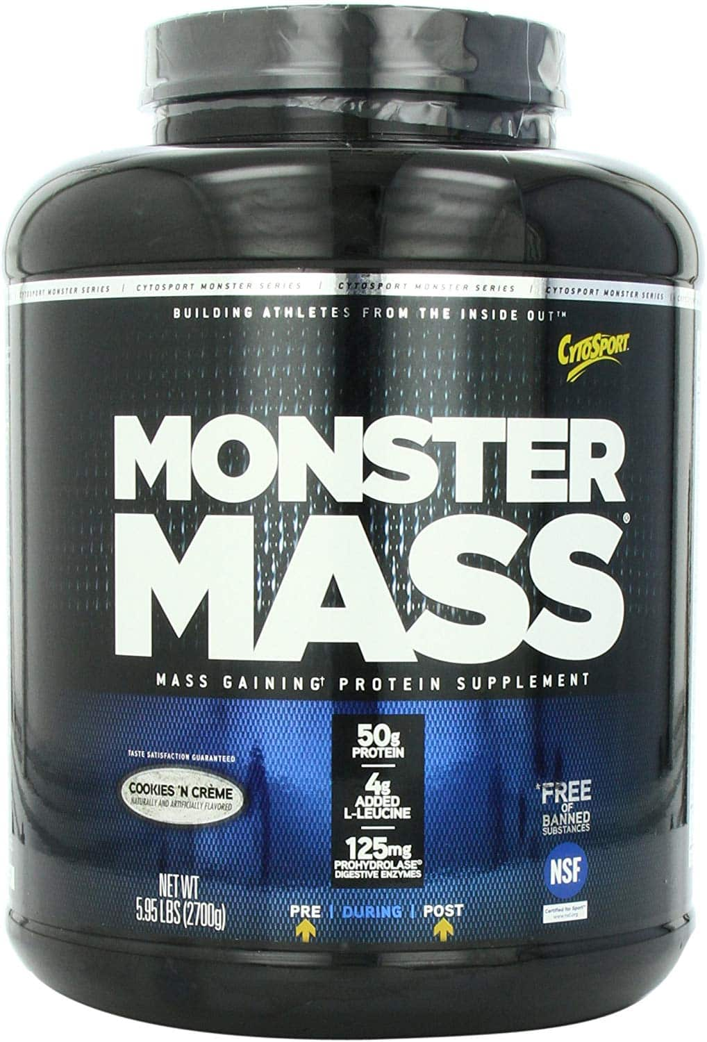 Susu CytoSport Monster Mass