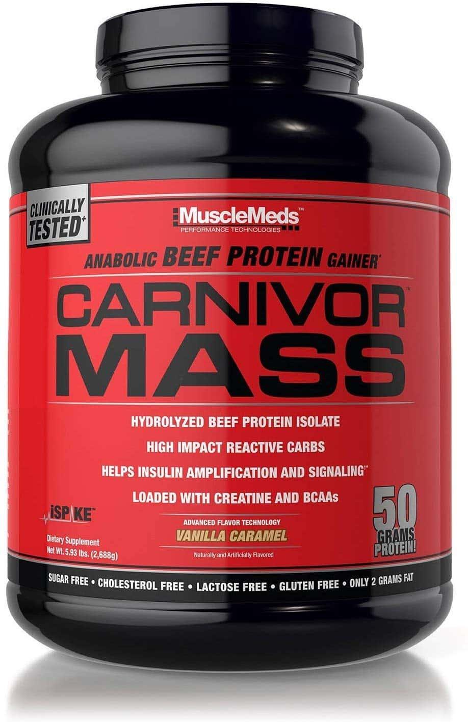 Susu MuscleMeds Carnivor Mass