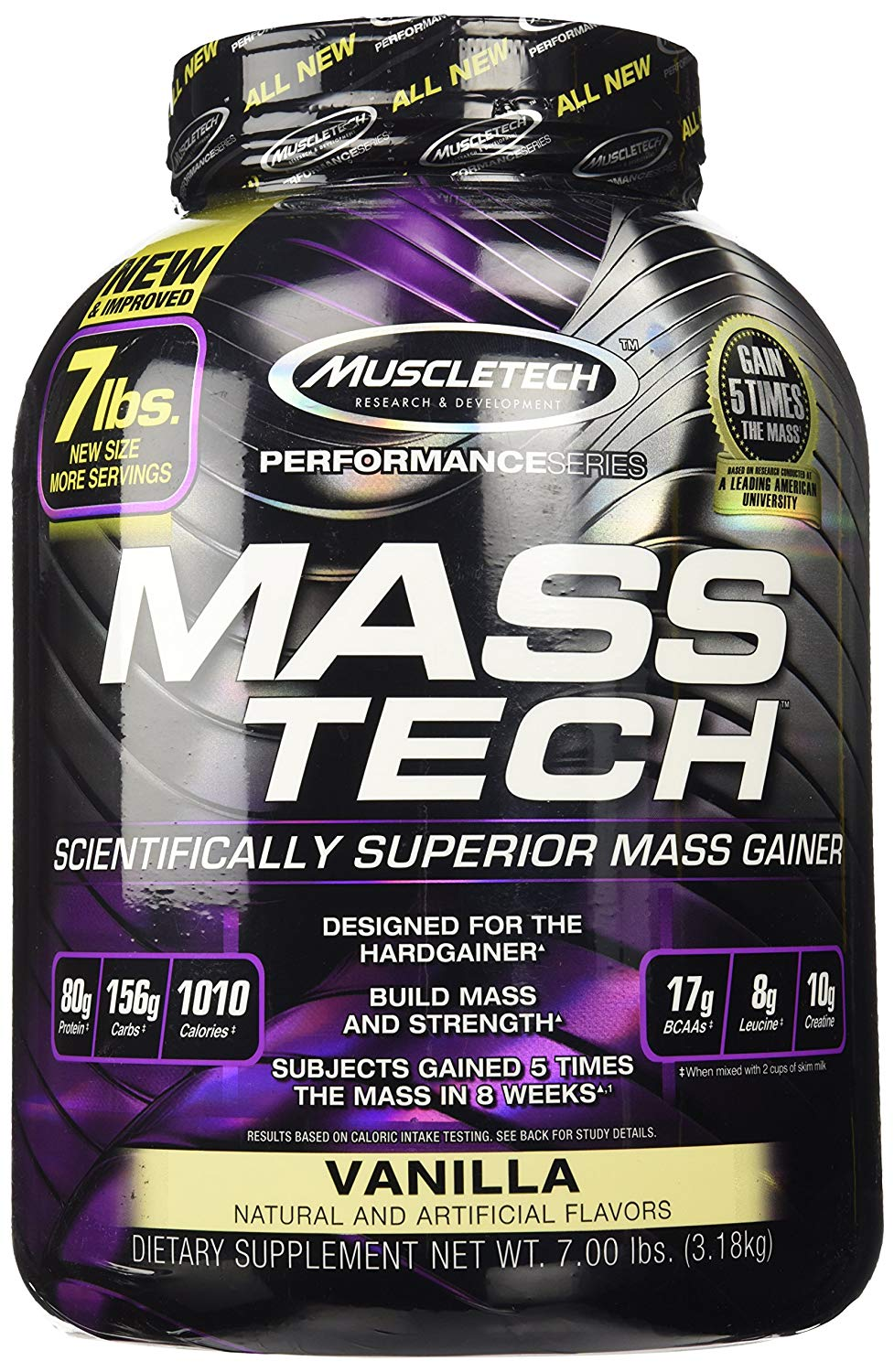 Susu Muscletech Mass Tech