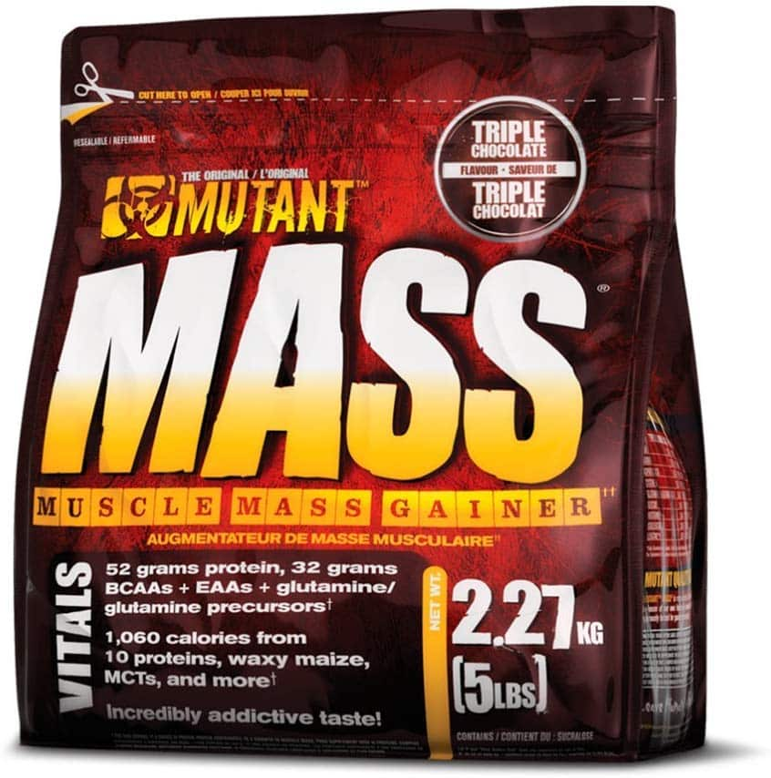 Susu Mutant Mass Muscle Mass Gainer