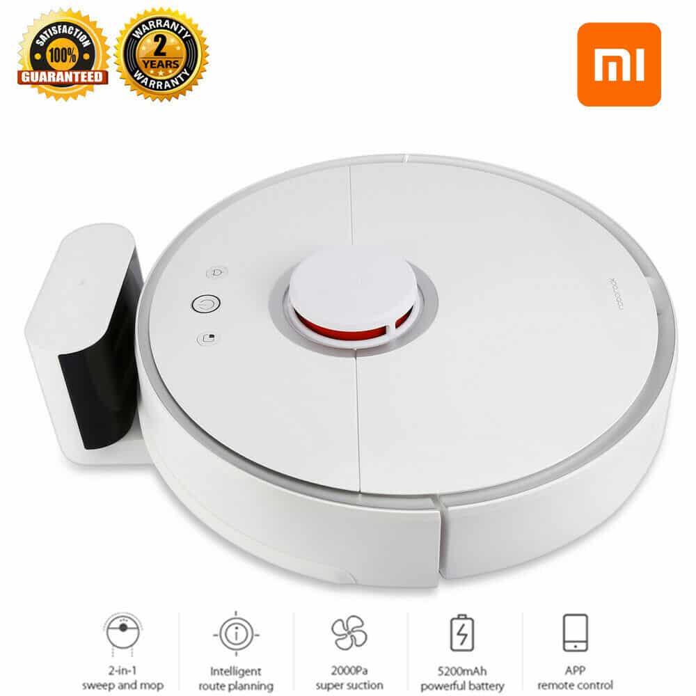 Xiaomi-Mijia-Roborock 2-in-1