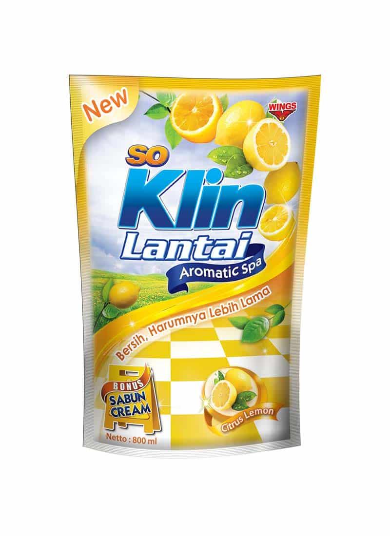 SoKlin-Lantai