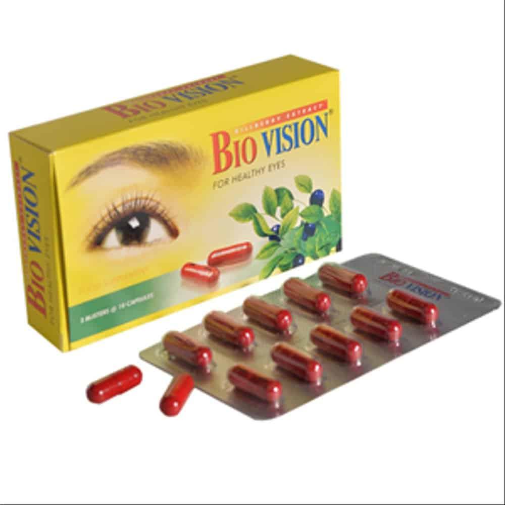 4. Biovision Suplemen Kesehatan Mata