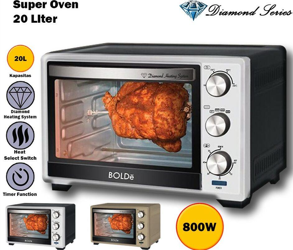 Bolde-Super-Oven-Listrik