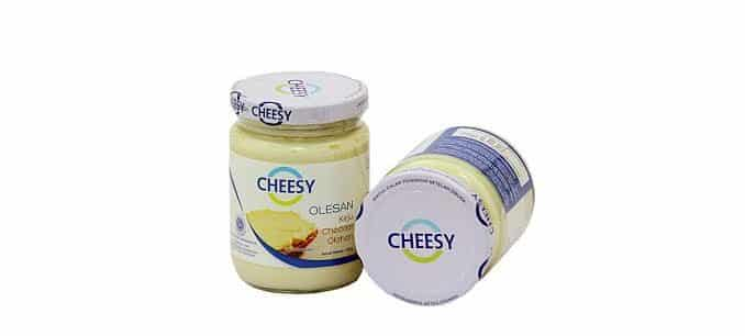 9. Cheesy Olesan