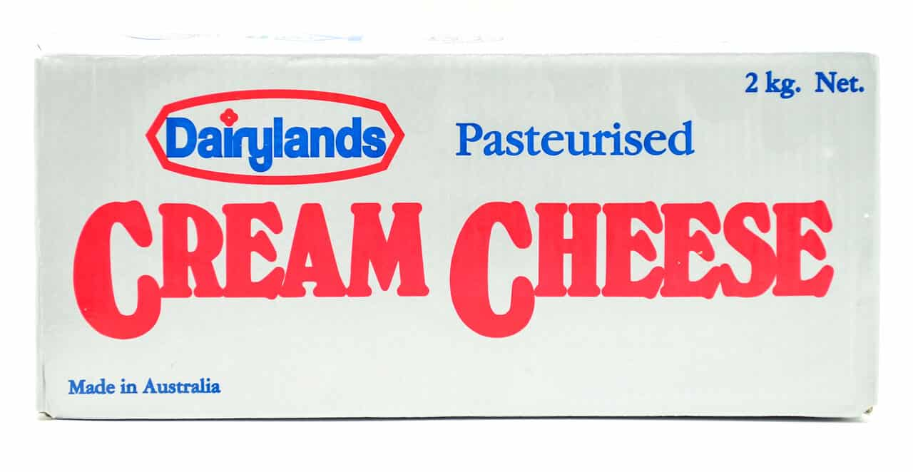 3. Dairylands Cream Cheese