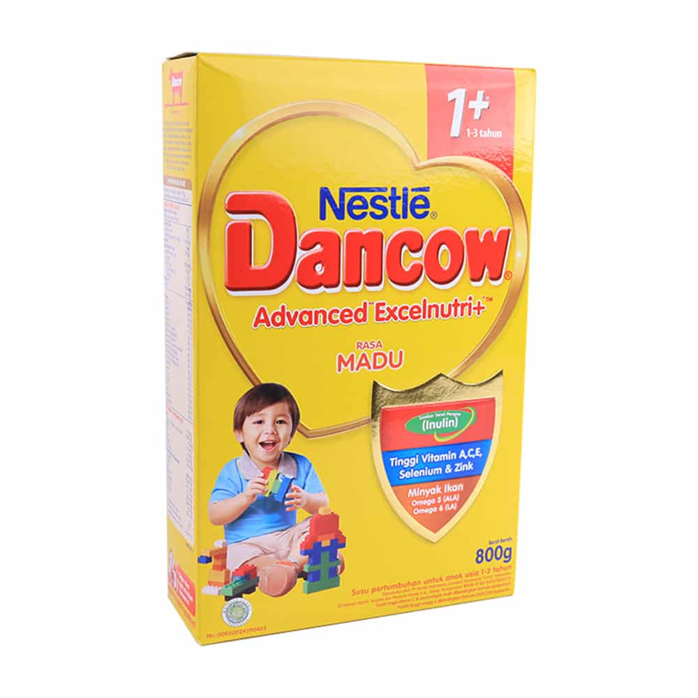 Dancow Advanced Excelnutri+ 1+