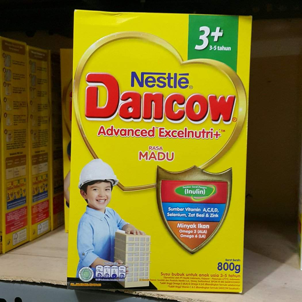 Dancow Advanced Excelnutri 3 Plus