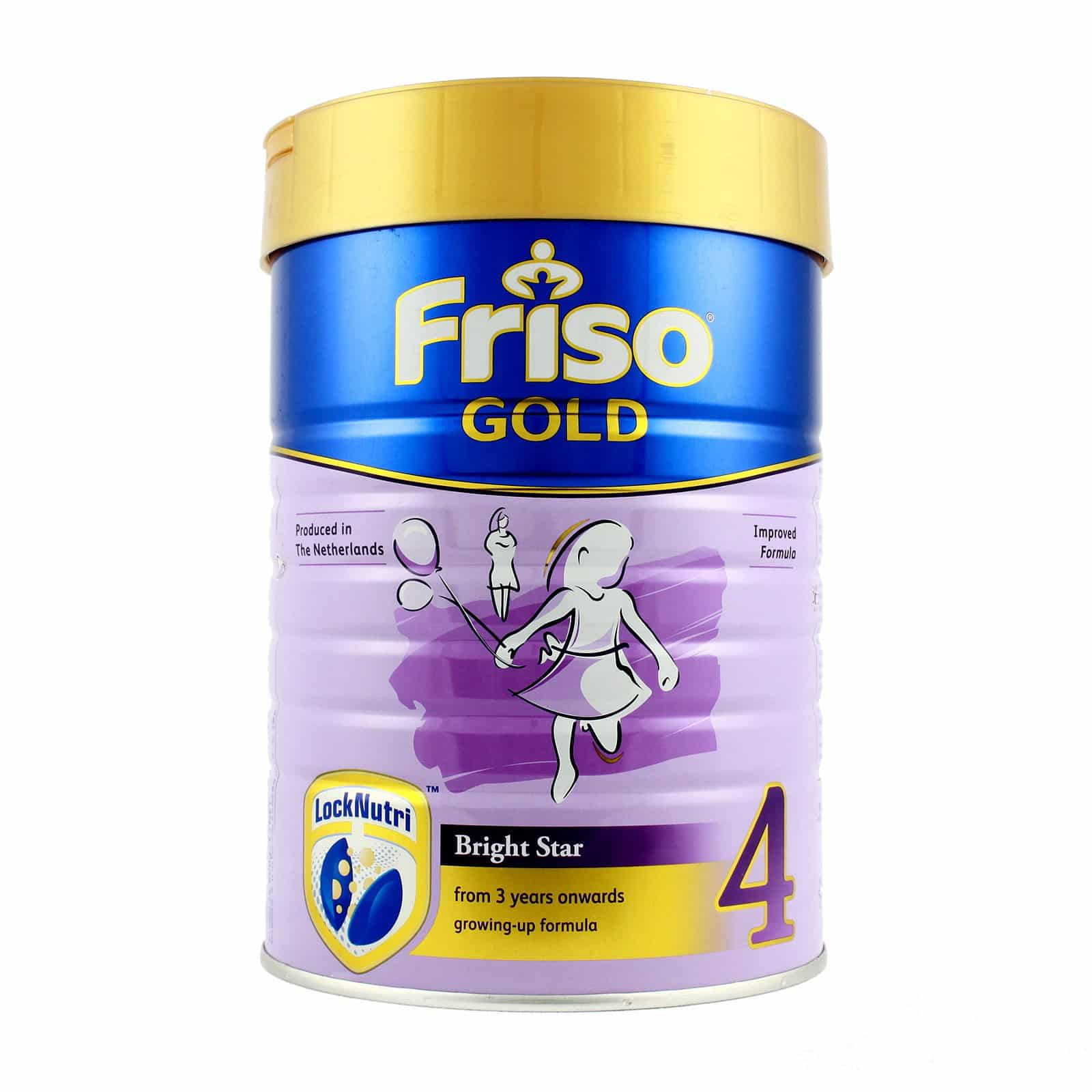 Friso Gold 4