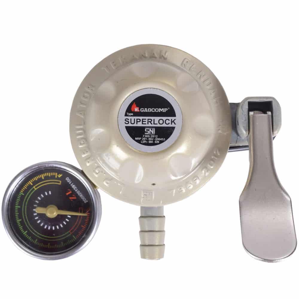 9. Gascomp GRS-01