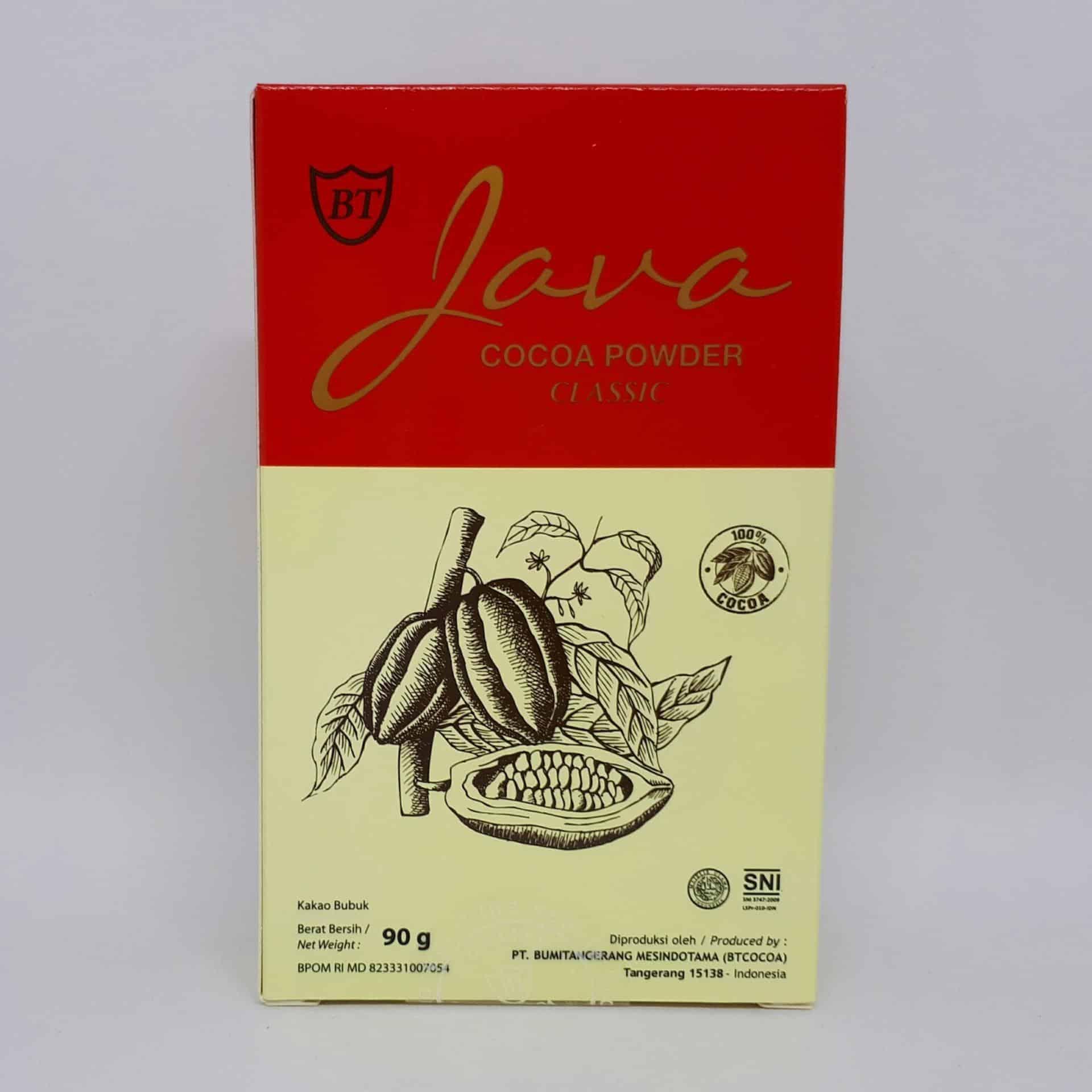 Java Cocoa Classic