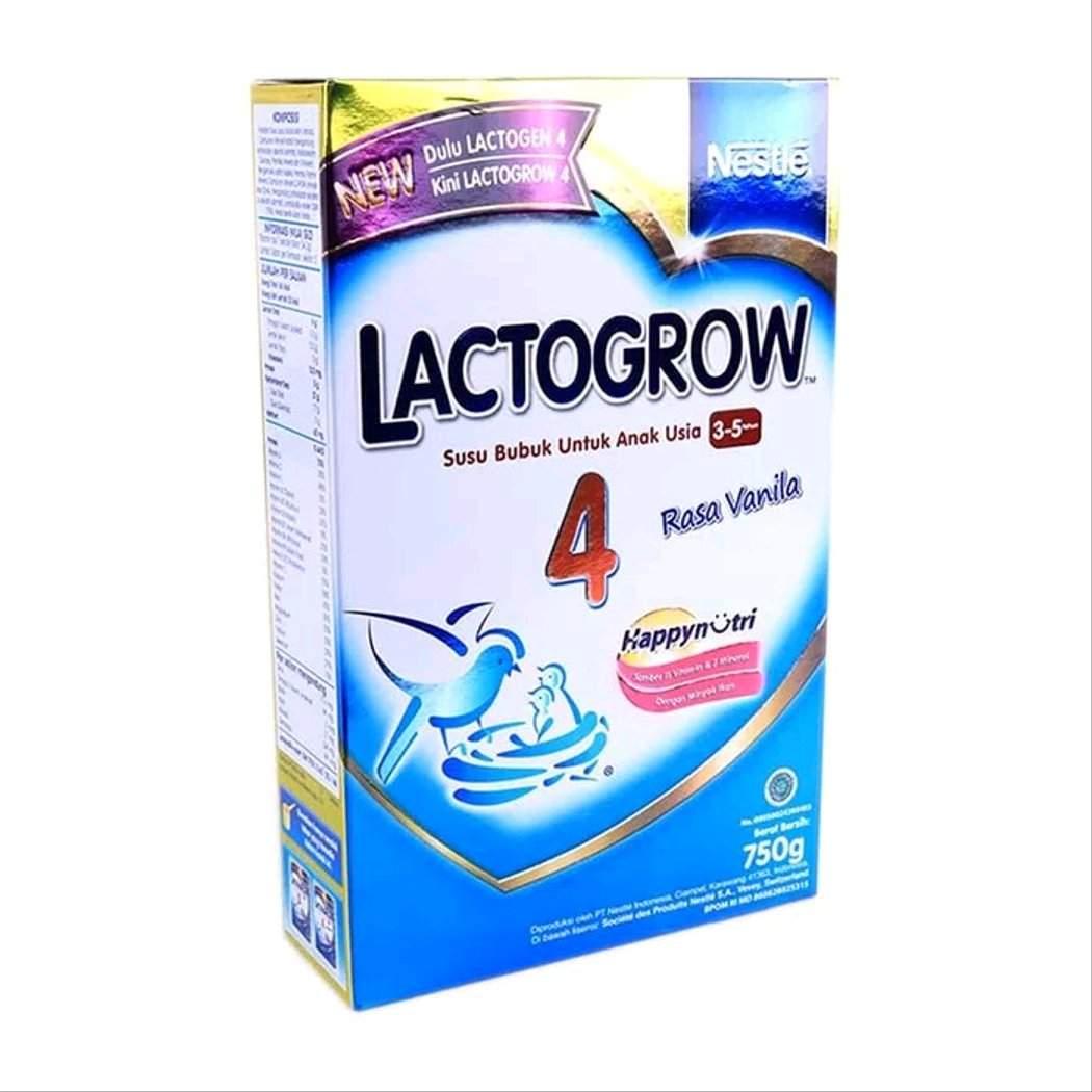 Lactogrow 4 Happynutri