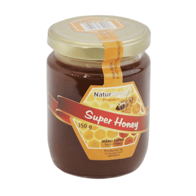 Madu Natur Spec Super Honey