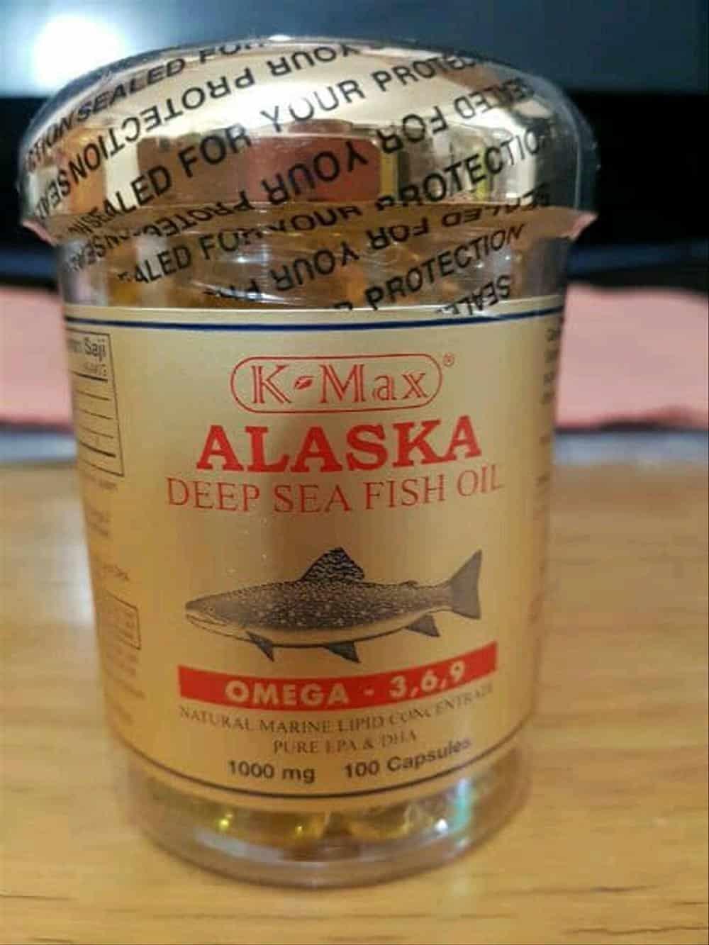 2. K-Max Golden Alaska