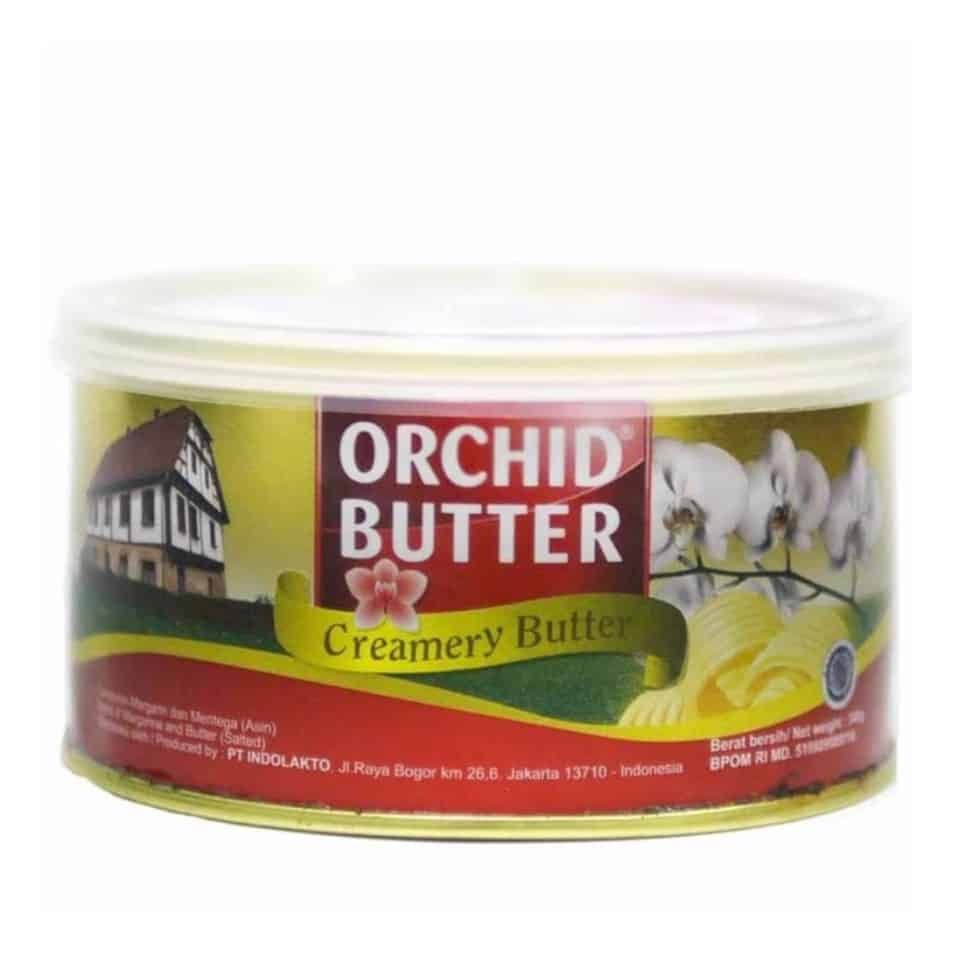 8. Orchid Butter