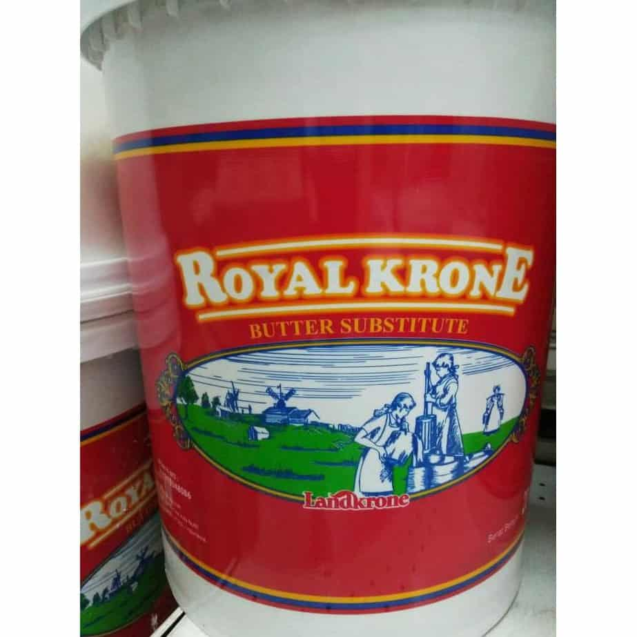 Royal-Krone-Butter