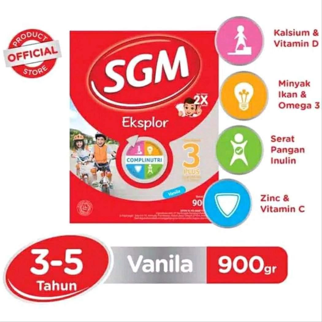 SGM 3 Eksplor Presinutri