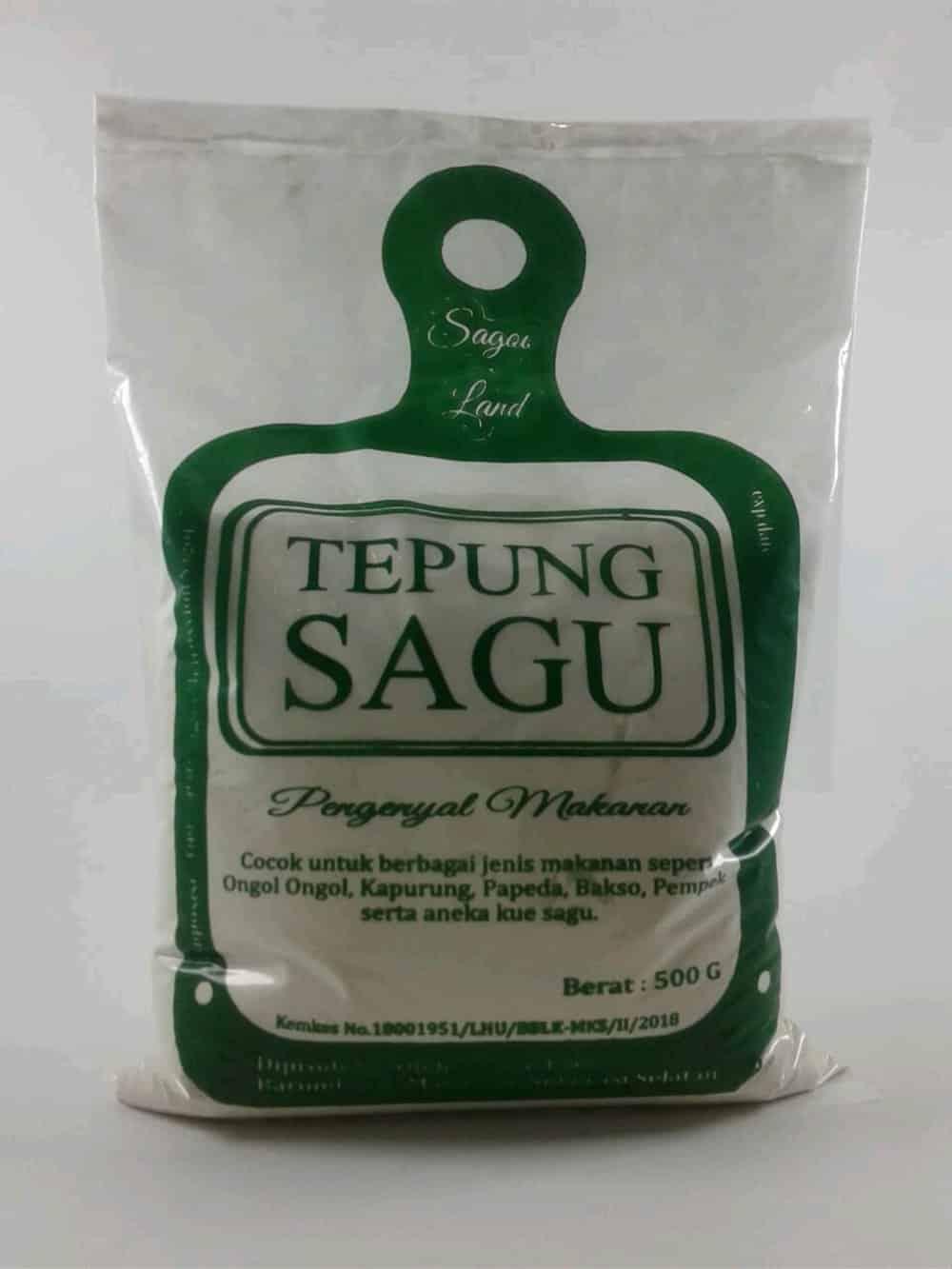 2. Sagoo Land Tepung Sagu