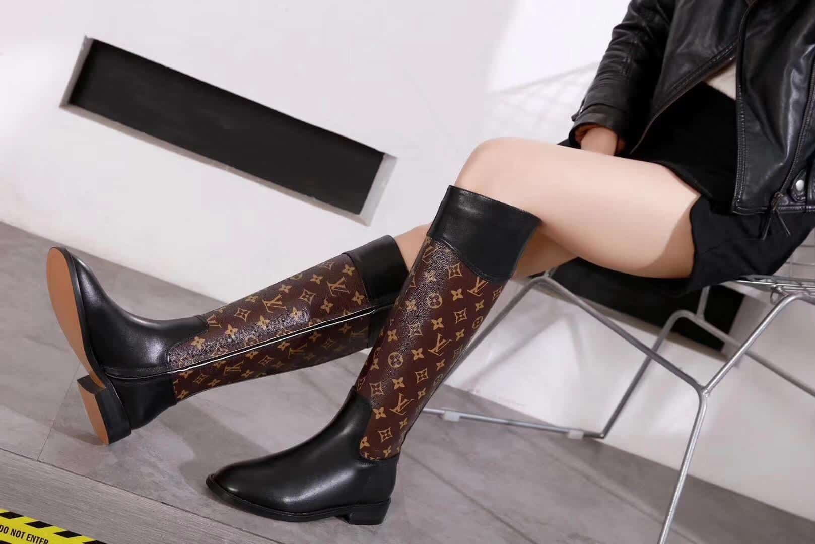Sepatu-Wanita-Louis-Vuitton