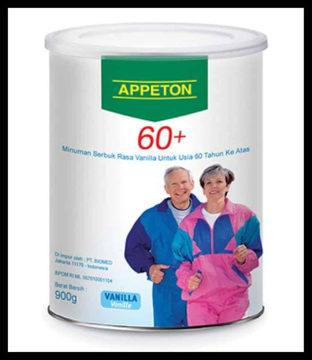 5. Appeton 60+