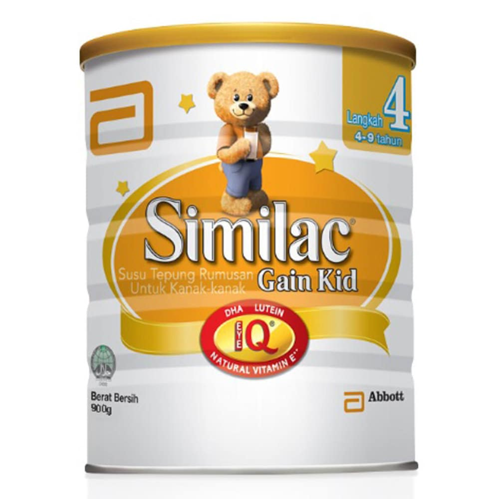 Susu Similac Gain Kid