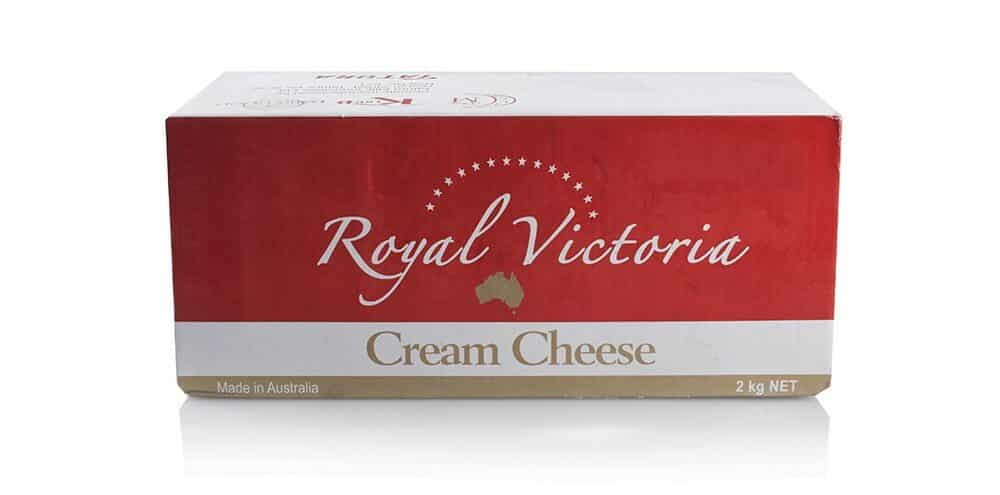 2. Tatura Royal Victorua Cream Cheese