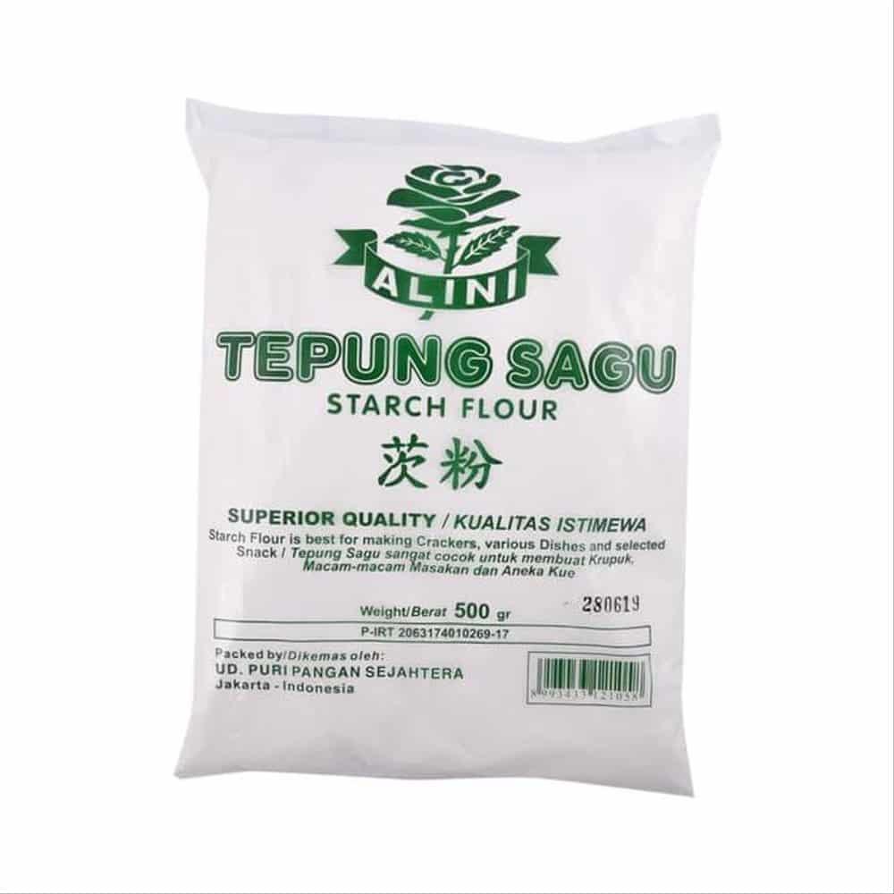 8. Tepung Sagu Alini