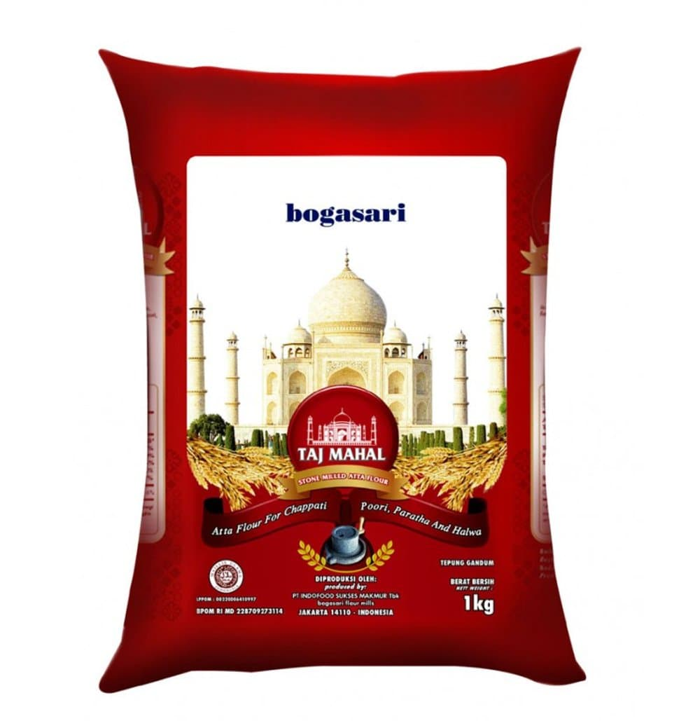 3. Bogasari Taj Mahal