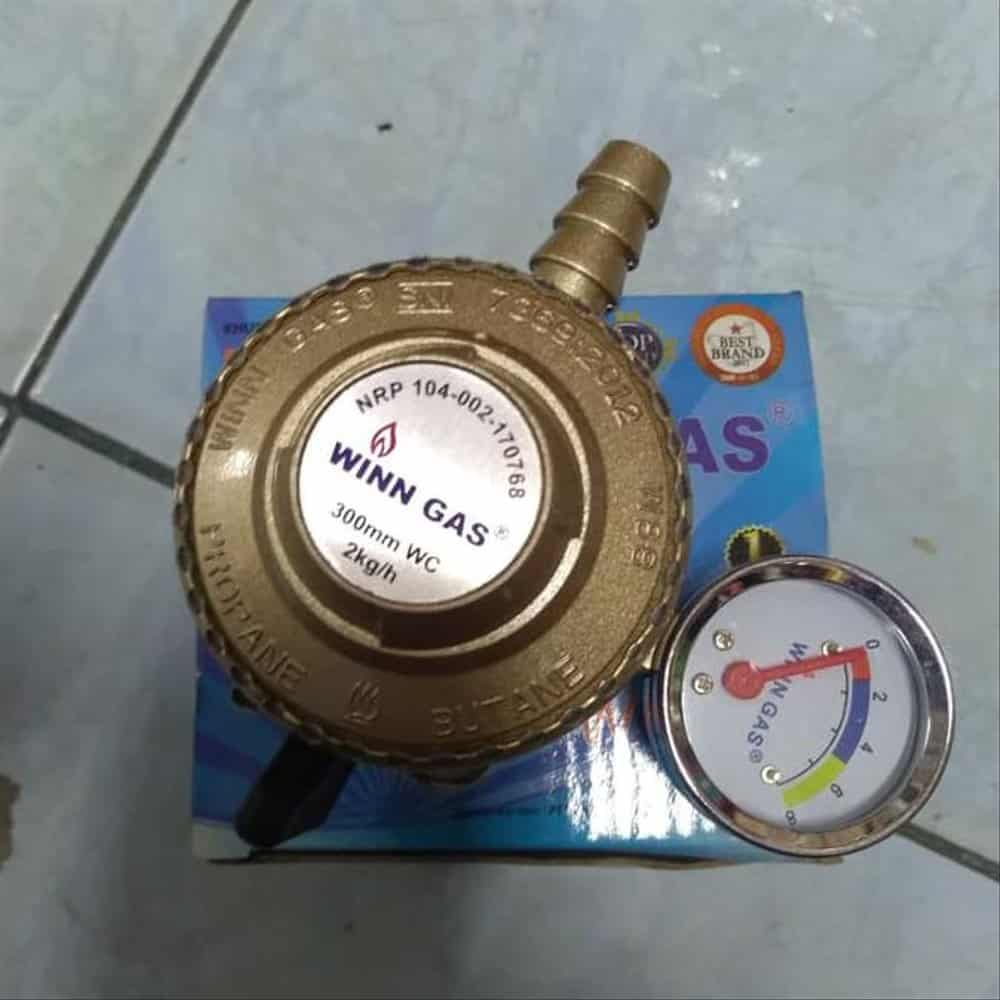 7. Win W88M Regulator Gas