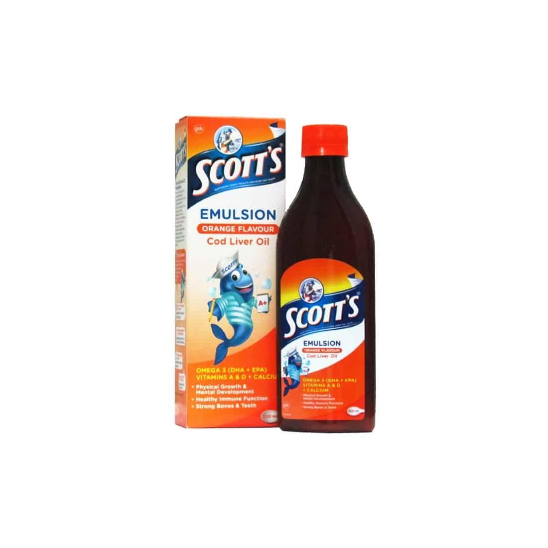Scott's-Emulsion
