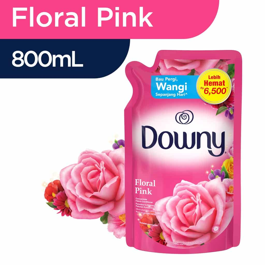 Downy-Floral-Pink