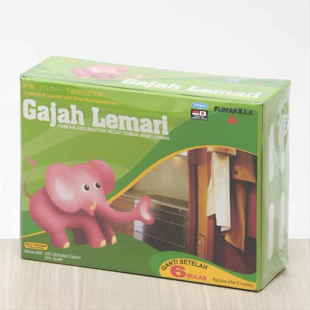 Fumakilla-Gajah-Lemari