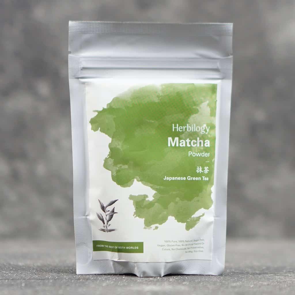 Herbilogy-Matcha