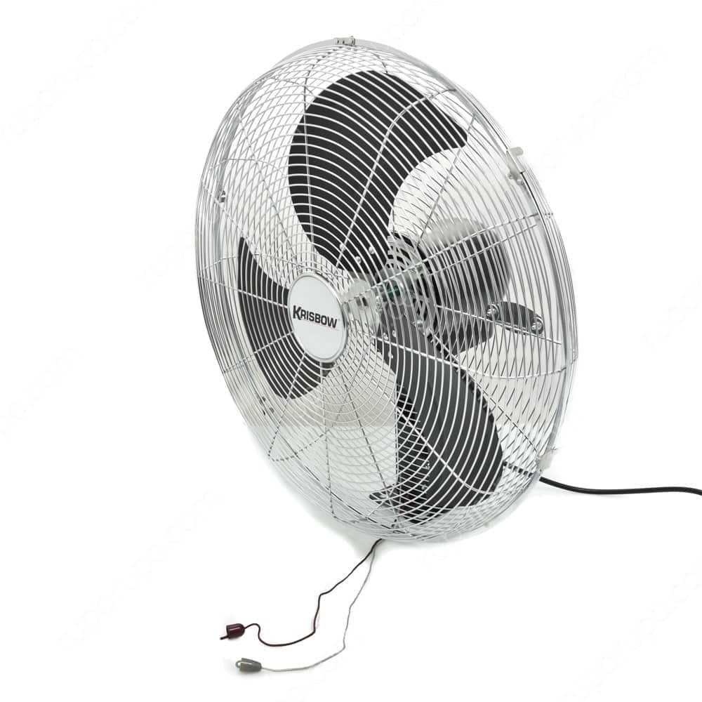 5. Krisbow Wall Fan 20 Inchi