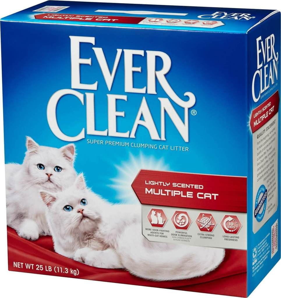 Pasir Kucing Ever Clean