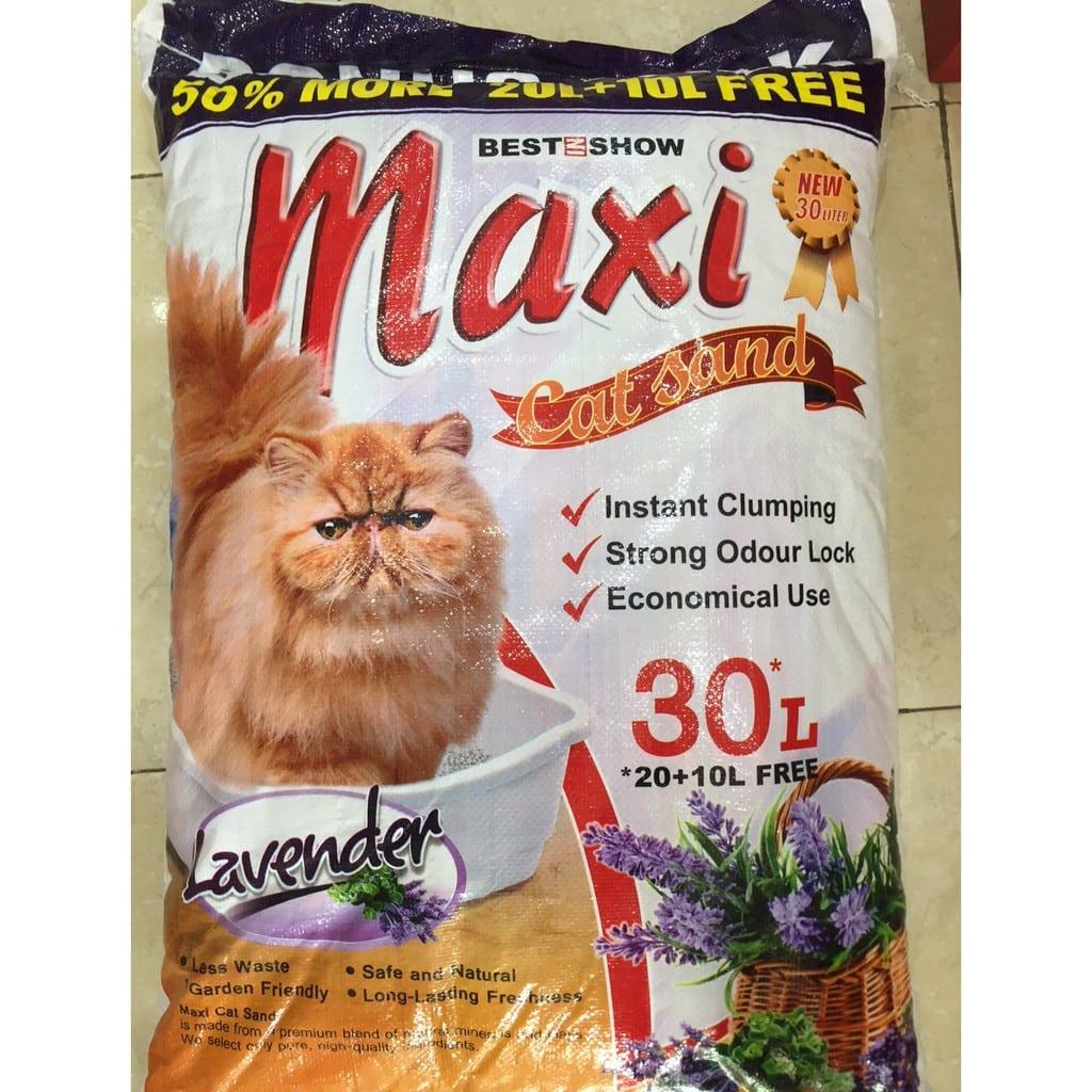 Maxi-Catsand