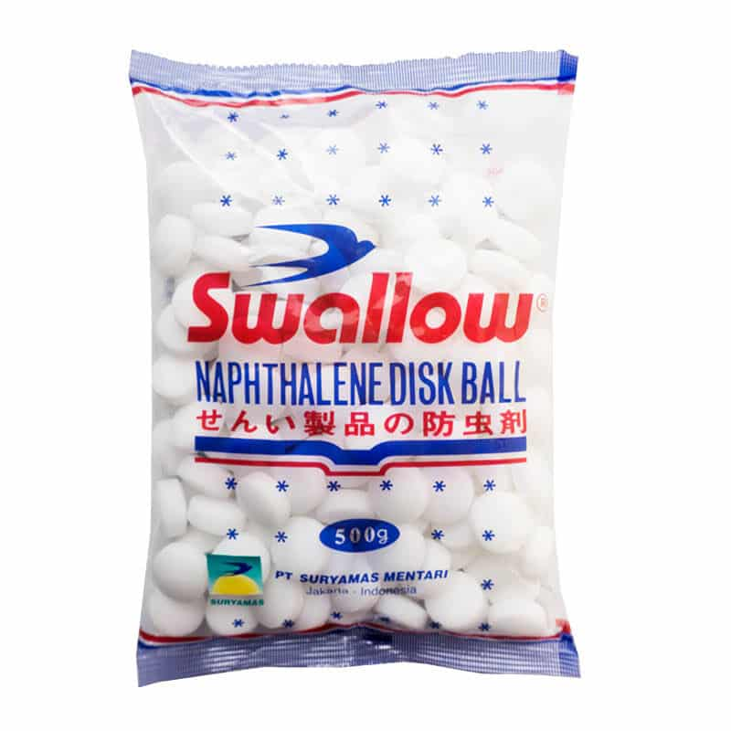 Swallow Naphthalene Disk Ball