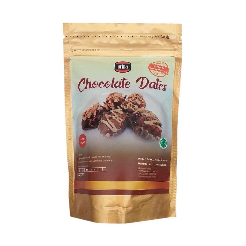 kurma arina chocolate date