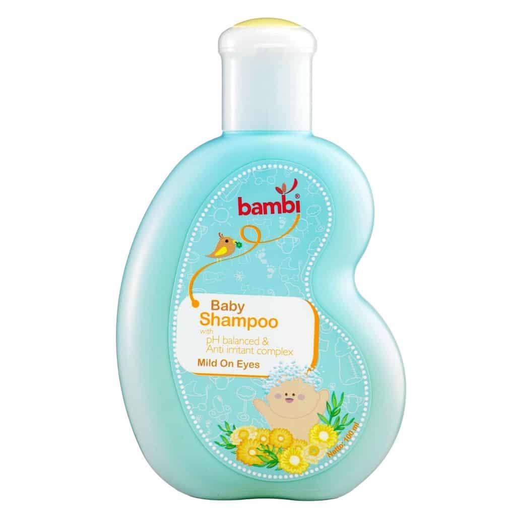 8. Bambi Baby Shampoo