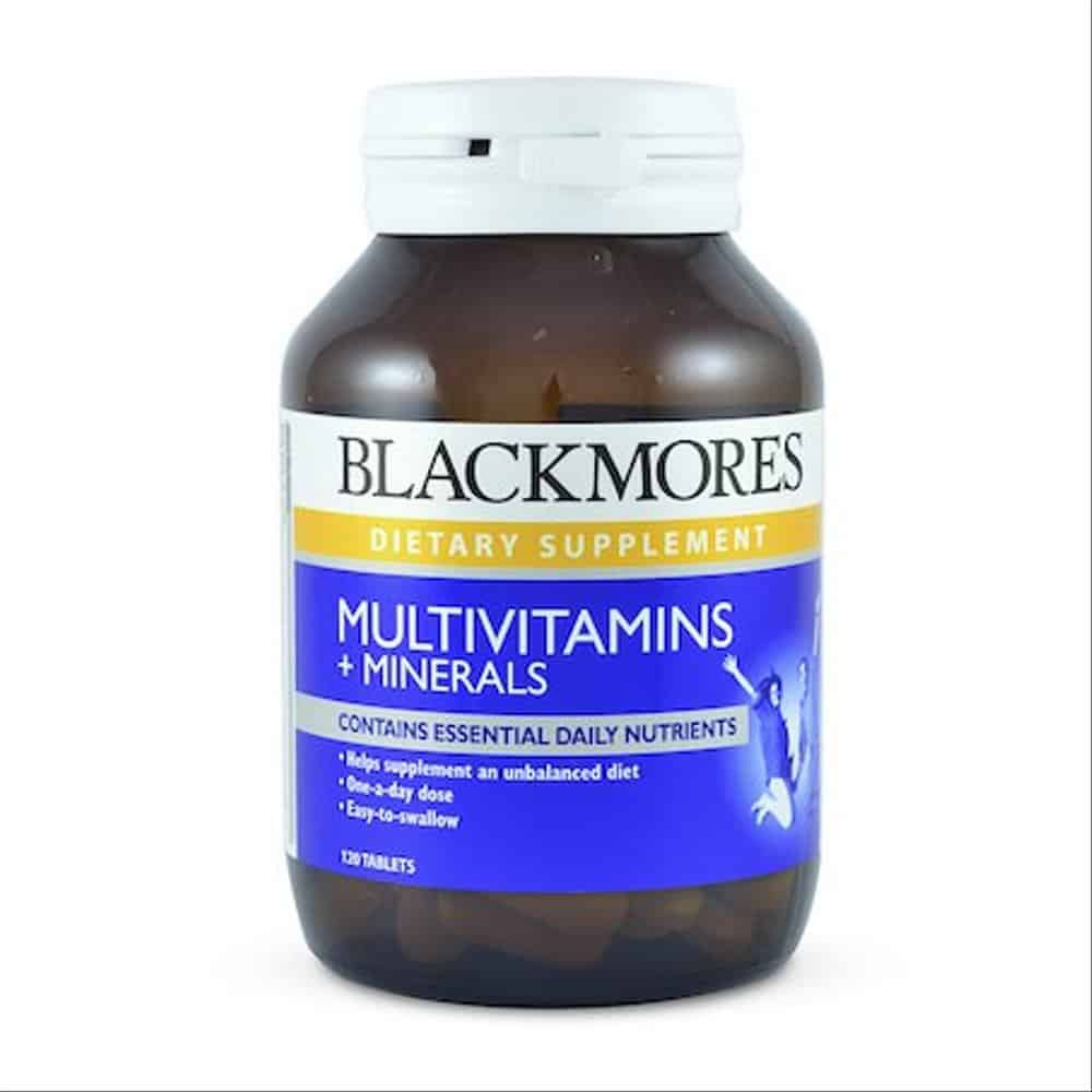 9. Blackmores Multivitamins + Minerals