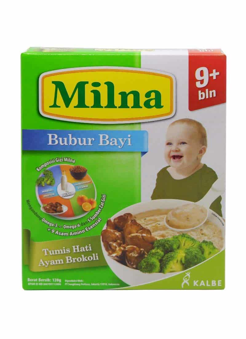 Bubur-Bayi-Milna