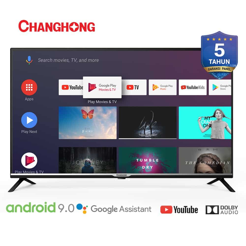 Changhong-L32H4-Android-Smart-TV-LED