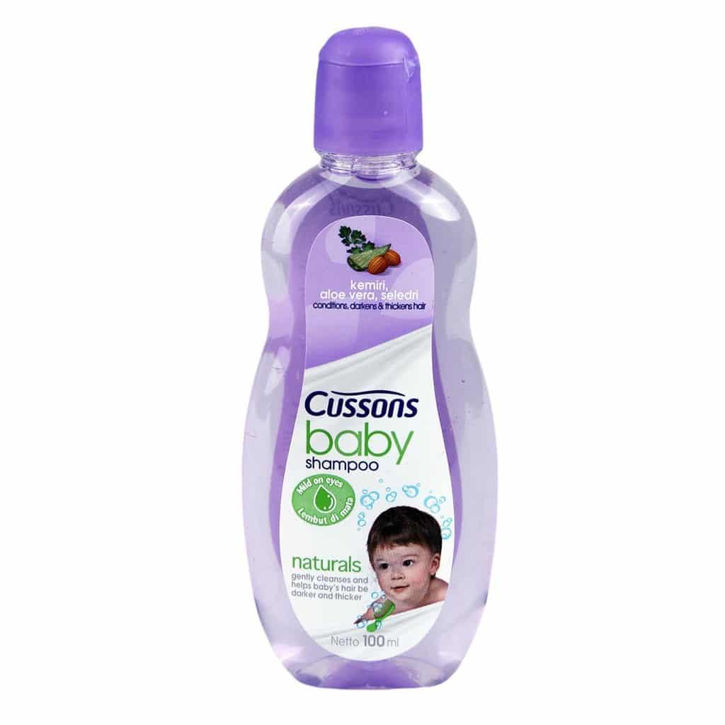 5. Cussons Baby Shampoo Kemiri Seledri